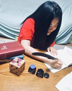 【子どもクリエイター】ハンドメイドでオリジナル万年筆を作る。の巻